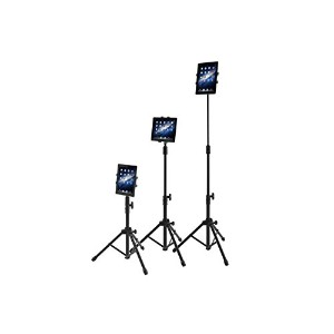 Tripod Stand For iPad Multi-direction STAND アイパッド/タブレット用スタンド(TypeC LongModel 7-10inch)