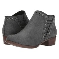 (取寄)ミネトンカ レディース Brenna ブーツ Minnetonka Women Brenna Boot Vintage Charcoal