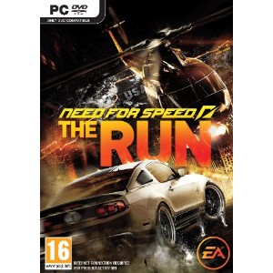 Need For Speed: The Run (PC) (輸入版 EU)