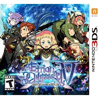 Etrian Odyssey V: Beyond The Myth - Nintendo 3DS - from USA.
