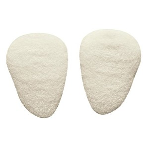 HAPAD Metatarsal Pad, Medium, 5/16 thick - 6 Pairs of Pads by HAPAD