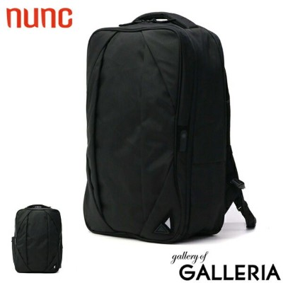 【P19倍★8/19(日)20時~4H限定 ワンエントリー】ヌンク リュック nunc バッグ リュックサック バックパック Rectangle Backpack デイパック PC 通勤 通学...