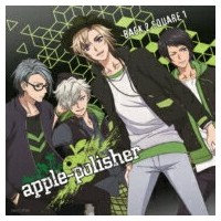 apple-polisher / TVアニメ『DYNAMIC CHORD』エンディングテーマ「BACK 2 SQUARE 1」【通常盤】 【CD Maxi】