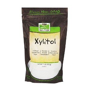 Now キシリトール Xylitol 100% 454g [並行輸入品]