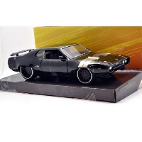 "JadaTOYS 1:24SCALE ""THE FAST AND THE FURIOUS""FAST 8 ワイルド・スピード ICE BREAK アイスブレイク  ""DOM'S PLYMOUTH..."