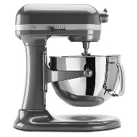 KitchenAid KP26M1XPM 6-Qt. Professional 600 Series - Pearl Metallic by KitchenAid