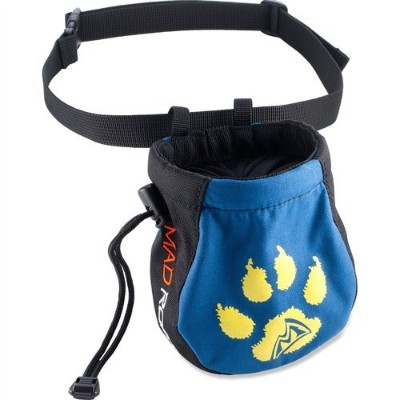 MADROCK(マッドロック) Kids Chalk Bag-Paws MD677002 ブルー