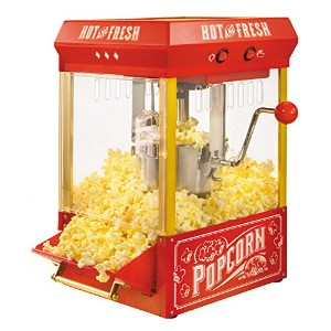 【並行輸入】Nostalgia Electrics KPM200 Kettle Popcorn Popper ポップコーンメーカー