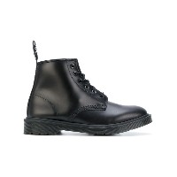 Dr. Martens - レースアップブーツ - men - レザー/rubber - 41