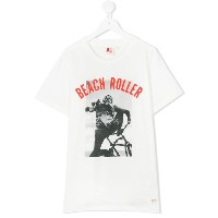 American Outfitters Kids - ティーン プリント Tシャツ - kids - コットン - 16 yrs
