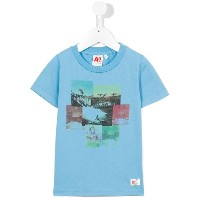American Outfitters Kids - プリント Tシャツ - kids - コットン - 4歳