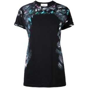 Forte Couture - プリント Tシャツ - women - コットン - L