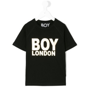 Boy London Kids - Boy London Tシャツ - kids - コットン - 9歳