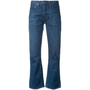 Levi's Vintage Clothing - 1967 Customized 505 ブーツカットジーンズ - women - コットン - 28