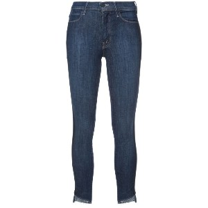 Mother - Sweeping Racer jeans - women - コットン/ポリエステル/スパンデックス - 25