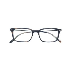 Oliver Peoples - Wexley スクエア 眼鏡フレーム - men - アセテート/metal - 52