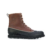 Sorel - Madison 1964 Waterproof ブーツ - men - レザー/ポリエステル/rubber - 8