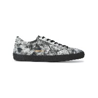 Golden Goose Deluxe Brand - Black Painted Superstar スニーカー - men - レザー/rubber - 42