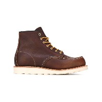 Red Wing Shoes - レースアップブーツ - men - カーフレザー/レザー/rubber - 7.5