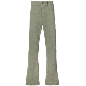 Rrl - regular trousers - men - コットン - 34