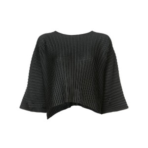 Pleats Please By Issey Miyake - Arare blouse - women - ポリエステル - 3