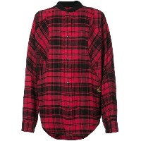 Vivienne Westwood Anglomania - checked shirt - men - コットン - S
