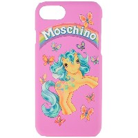 Moschino - My Little Pony iPhone 7 カバー - women - PVC - ワンサイズ