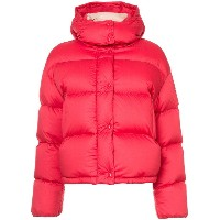 Moncler - classic padded jacket - women - コットン/Polyimide - 3