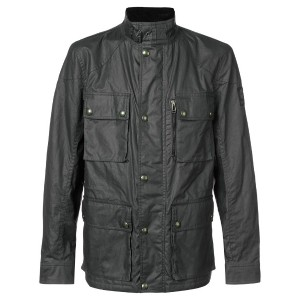 Belstaff - military jacket - men - コットン - 56