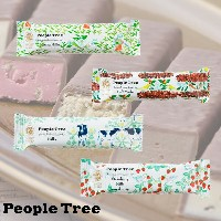 People Tree(ピープルツリー) フェアトレード チョコレート デザートバー【秋冬限定】