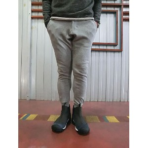 Gramicci グラミチ 【SALE】GUP014 SWEAT NARROW RIB PANTS Heather Grey ヘザーグレー