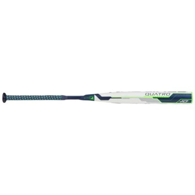 ローリングス レディース 野球【Rawlings Quatro Fastpitch Bat】White/Navy