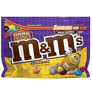M&M's (New-Sharing Size) (ダーク) [並行輸入品]