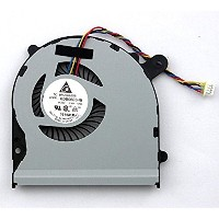 wangpeng® New ノートパソコン CPUファン適用される 付け替え Fan for ASUS S300 S300C S300CA series P/N: 3204U3R KDB0605HB...