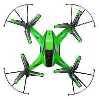 owill yd- a84CH 6-axisジャイロ0.3MPカメラRCクアッドコプター360Flips航空機ドローン/ Kid 's Great Toy One Size グリーン...