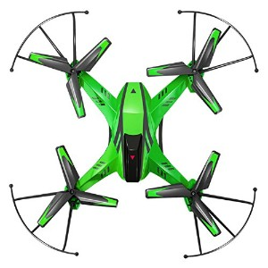 owill yd- a8 4 CH 6-axisジャイロ0.3 MPカメラRCクアッドコプター360 Flips航空機ドローン/ Kid 's Great Toy One Size グリーン...
