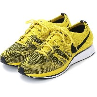 【SALE 10%OFF】ナイキ NIKE atmos NIKE FLYKNIT TRAINER (YELLOW) レディース メンズ