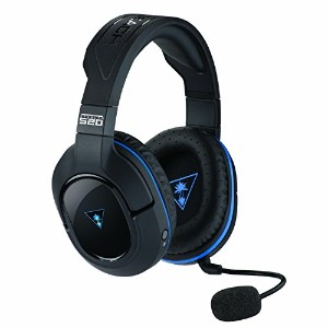 Turtle Beach Stealth 520 Wireless DTS 7.1 Surround Sound Gaming Headset - PS4, PS4 Pro and PS3