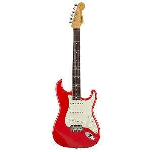 Fender Japan Exclusive Series SOUICHIRO YAMAUCHI STRATOCASTER Fiesta Red フジファブリック 山内総一郎シグネイチャーモデル