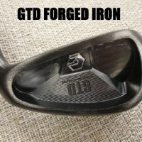【送料無料】GTD FORGED IRON PVD仕上げ【限定品】 6I 5-PW DMG S200・NS950 S