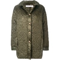 See By Chloé - quilted jacket - women - ナイロン/ポリエステル - 34