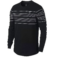 JORDAN JSW LONG SLEEVE 23 LINES T-SHIRT メンズ Black/White ジョーダン NIKE ナイキ ロンT Tシャツ