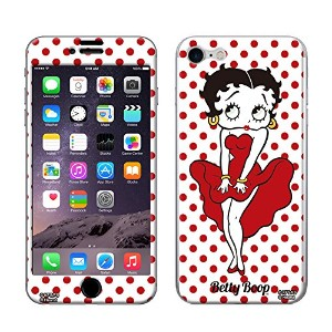 【iPhone8/7専用Gizmobies(ギズモビーズ)】Betty Boop(ベティー ブープ)×Gizmobies/SEXY GIRL[ZM-0100-IP07-A]