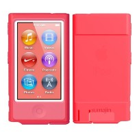 Sumajin Elastomer Case for iPod nano 7G Red