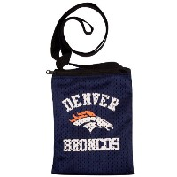 NFL Denver Broncos Game Dayポーチ