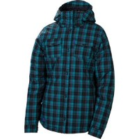 686 Reserved Tonic Insulated Jacket - Women's [並行輸入品] M Teal Flannel