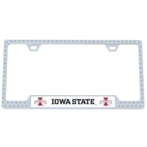 NCAA Iowa State Cyclones Blingタグフレーム