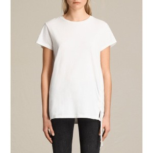【SALE 29%OFF】AISLA LACED TEE (Chalk White)