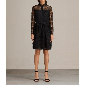 ROWAN DRESS (Black)