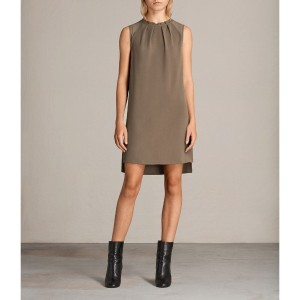 JAY DRESS (CAMO GREEN)